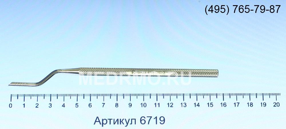Остеотом FREER, байонетт, диаметр 3,3мм 6719