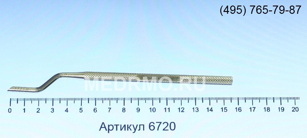 Остеотом FREER, байонетт, диаметр 4,0мм 6720